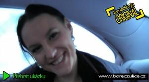 BOREC Z ULICE 02 – ZÁŘEZ NA NÁRODNÍ TŘÍDĚ (27.12.2010) - ŠÁRKA A VALERIE